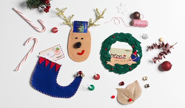 Christmas Gift Card Holder Ideas.A Christmas Trio Of Gift Card Holder Ideas Walmart Com