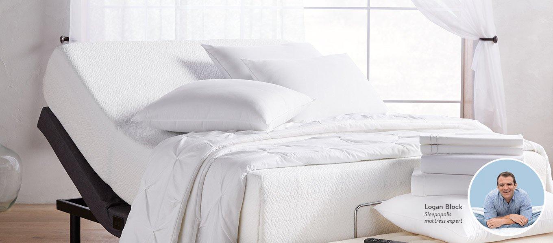 Sleep better. Favorite mattresses from Sleepopolis.