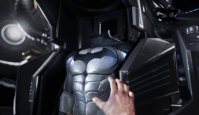 64bc0c1e6 VR Games to Watch  Batman  Arkham VR - Walmart.com