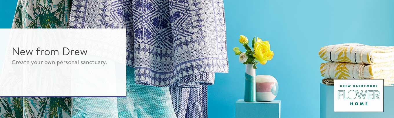 Drew Barrymore Flower Home Bed & Bath