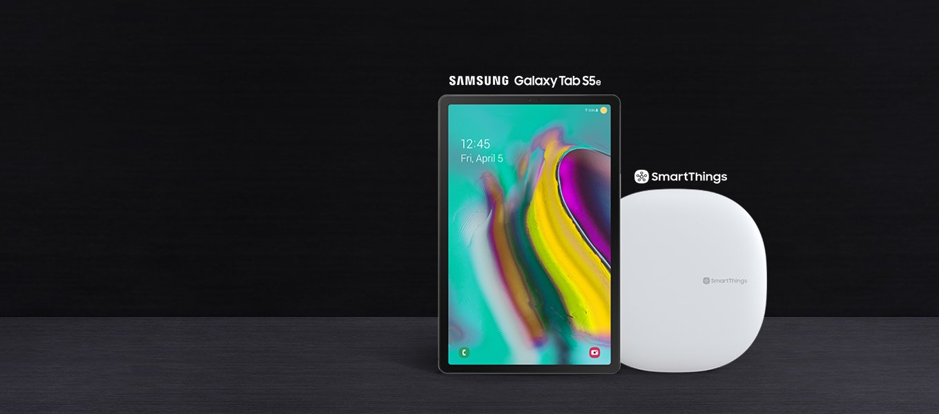 Preorder a Samsung Galaxy Tab S5e and ger a free SmartThings Hub.