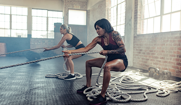 Take Your Fitness Routine Up a Notch