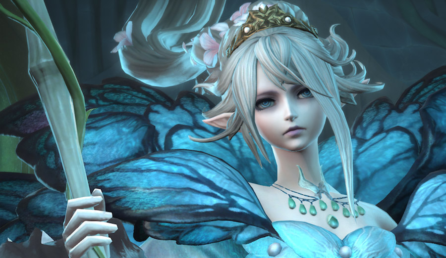 Embrace the Darkness with Final Fantasy XIV: Shadowbringers