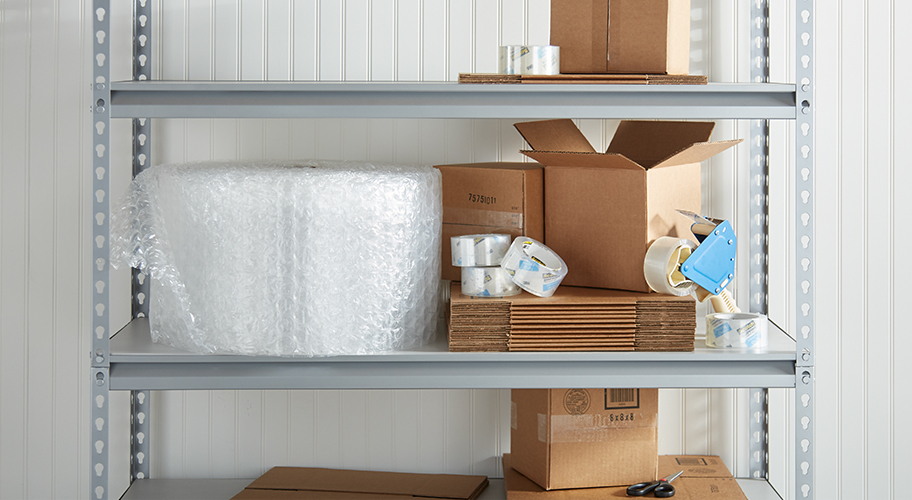 Ship It Good. Packing supplies get stuff there safely.