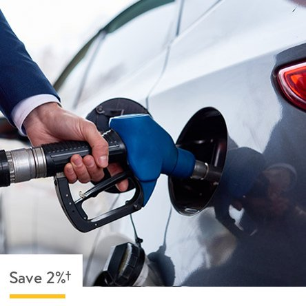 Save 2% on Murphy USA & Walmart fuel purchases with the Walmart Credit Card.