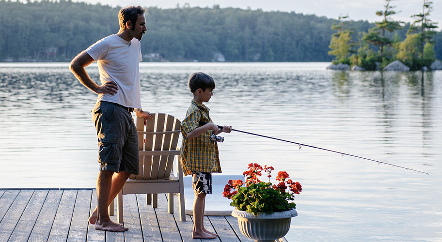Ready. Set. Explore. Can't wait to get out this spring? Get ready for some family fun under the sun with tents, bikes, fishing gear & more.