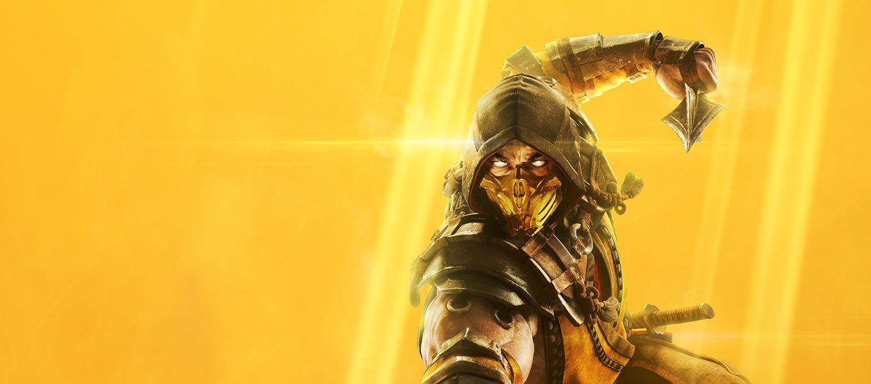 Mortal Kombat 11. Preorder to get Shao Khan.