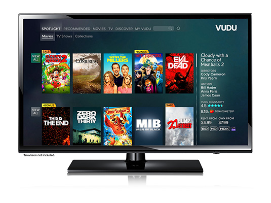 VUDU: Frequently asked Questions - Walmart com