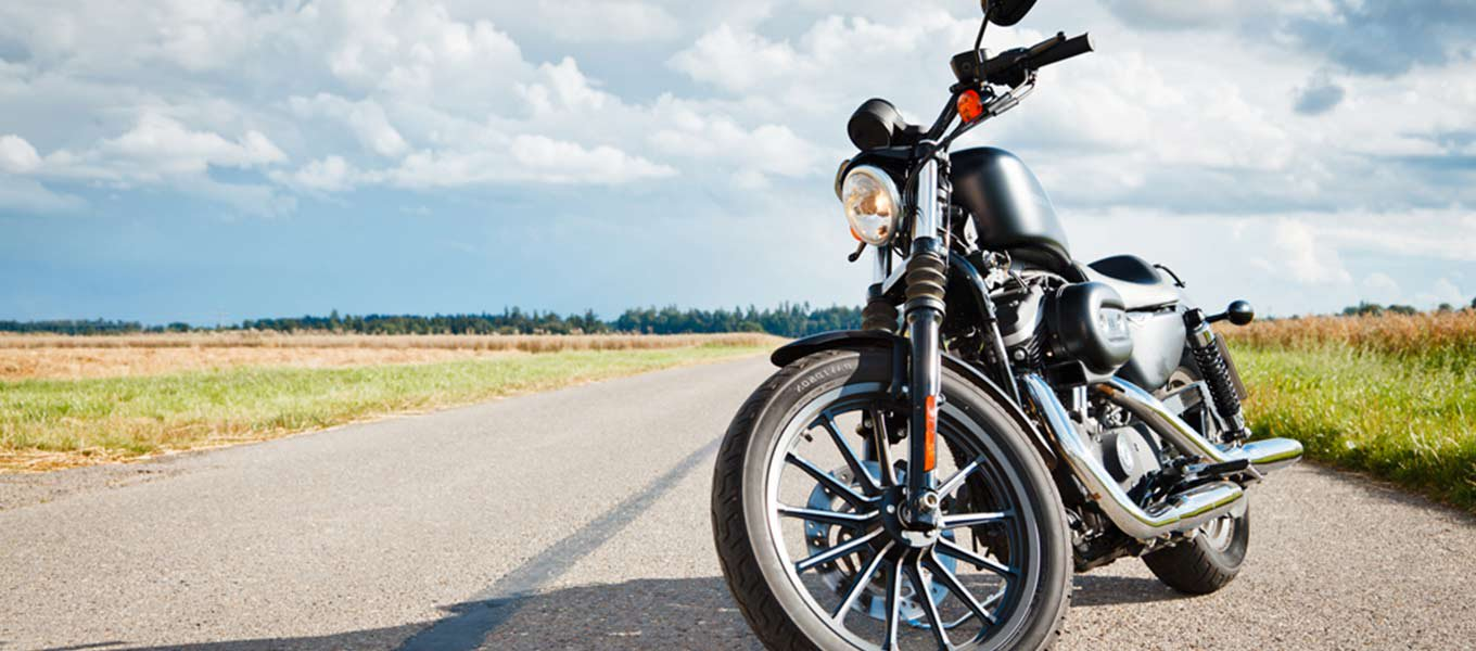Get rev'd up! The Motorcycle Shop: Gear up for all your summer rides.