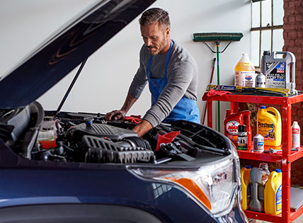 Spring tune up - Find oil, fluids, tires & more for National Car Care Month