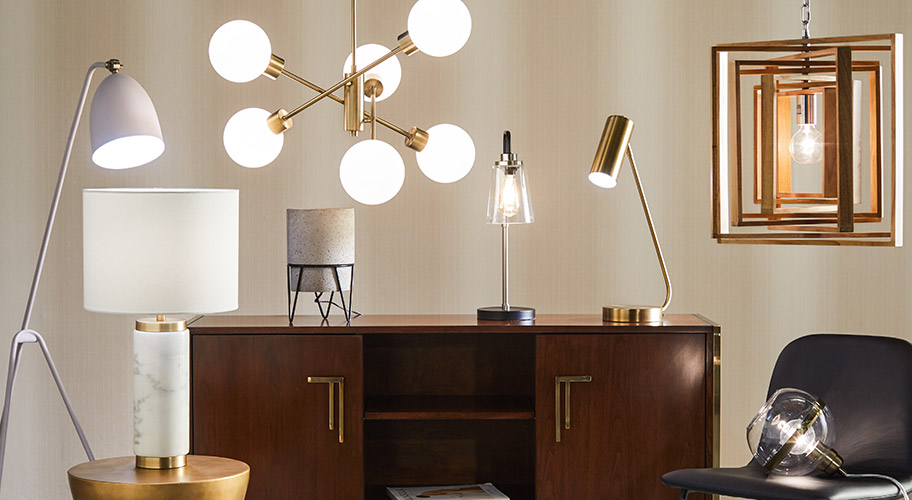 Introducing MoDRN. Shine on! Illuminate your style with contemporary light fixtures from our exclusive line of modern designs.