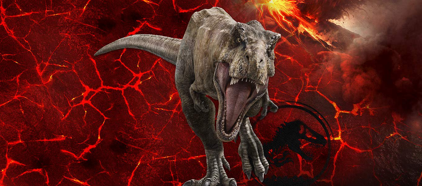 Jurassic World Fallen Kingdom. Get geared up to immerse yourself in the adrenaline-pumping fifth installment of the Jurassic Park franchise.
