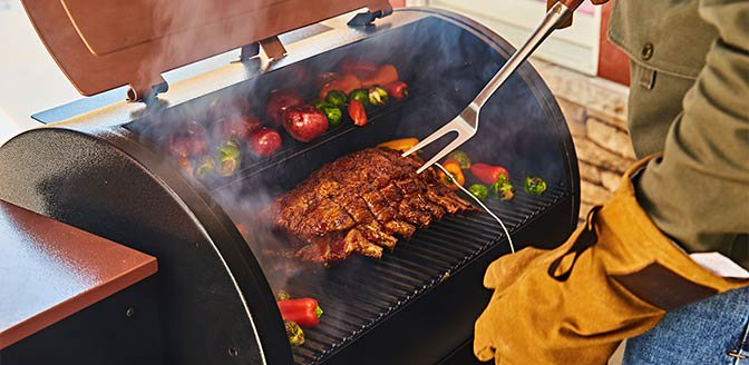 barbecues and patio meals