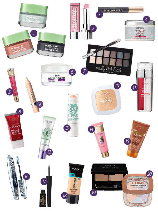 67aedde4436 Our top 20 Under $20 Holiday Skincare & Makeup Finds - Walmart.com