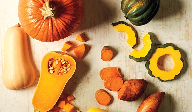 Butternut, Acorn & Spaghetti: Winter Squash Prep Tips