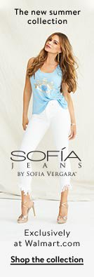 The New Summer Collection Sofia Jeans By Vergara Exclusively At Walmart