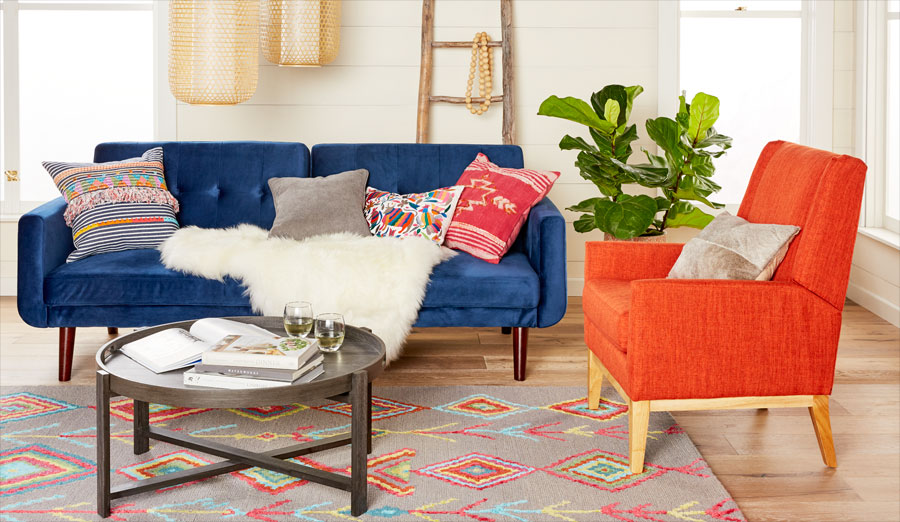 Bring Boho Home: 3 Easy Decorating Ideas - Walmart.com