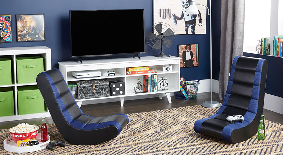 Players' Lounge. Create a teens-only spot where they can play video games, read books and chill. Find lounge chairs, TV stands and more.