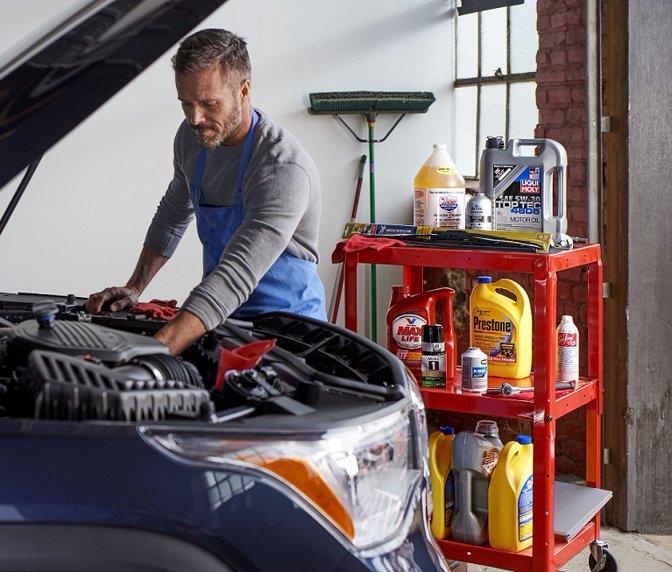 National Car Care Month.  Find oil, fluids, tires & more.  Shop now.