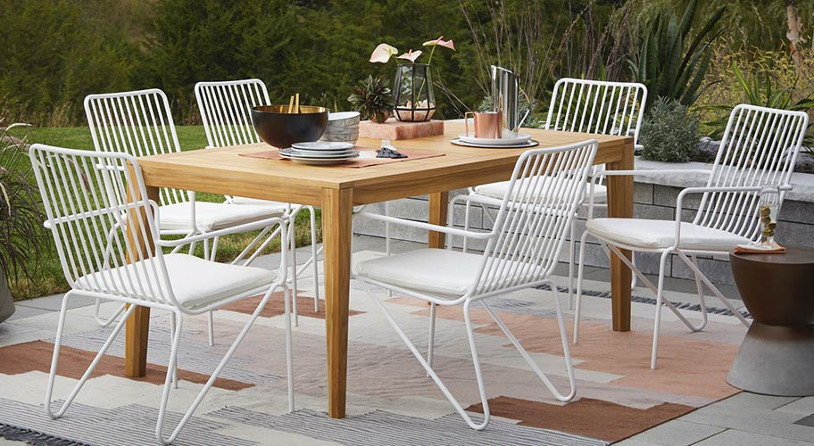 Enjoy the fresh air with seating sets from our exclusive line of modern 7fce608c08