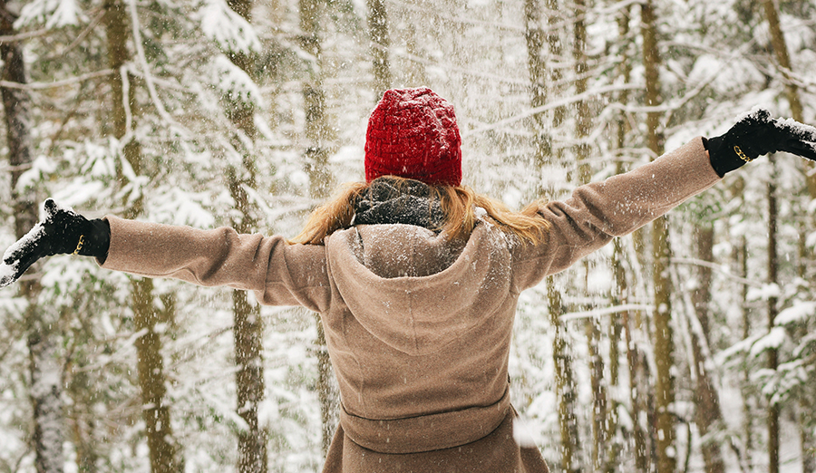 If You're Singing the Winter Blues, These Natural Mood