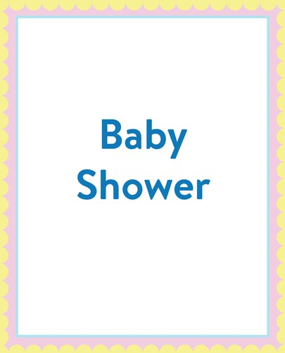 Download Baby Shower Cake Catalog Section