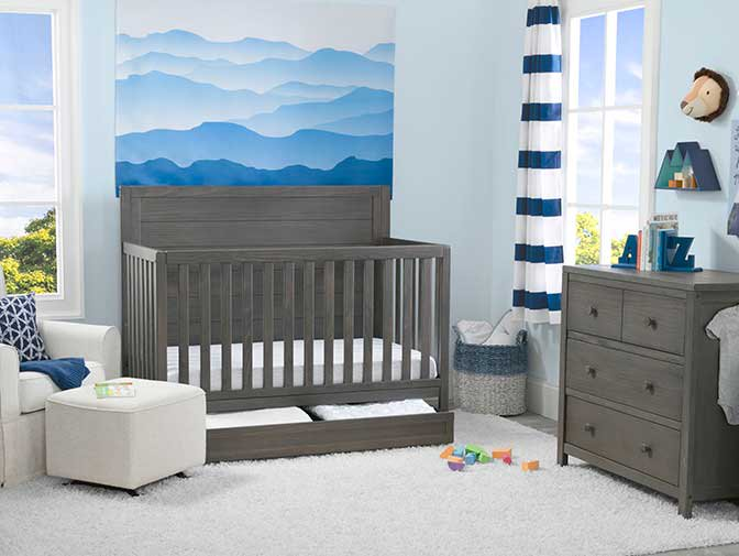 Curated Collections To Help You Decorate Design A Stylish Nursery