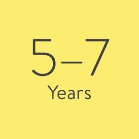 5-7 Years