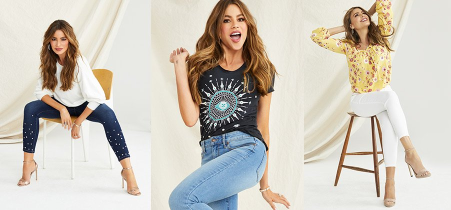 Styles we love. Work what you've got with denim, tees and more.