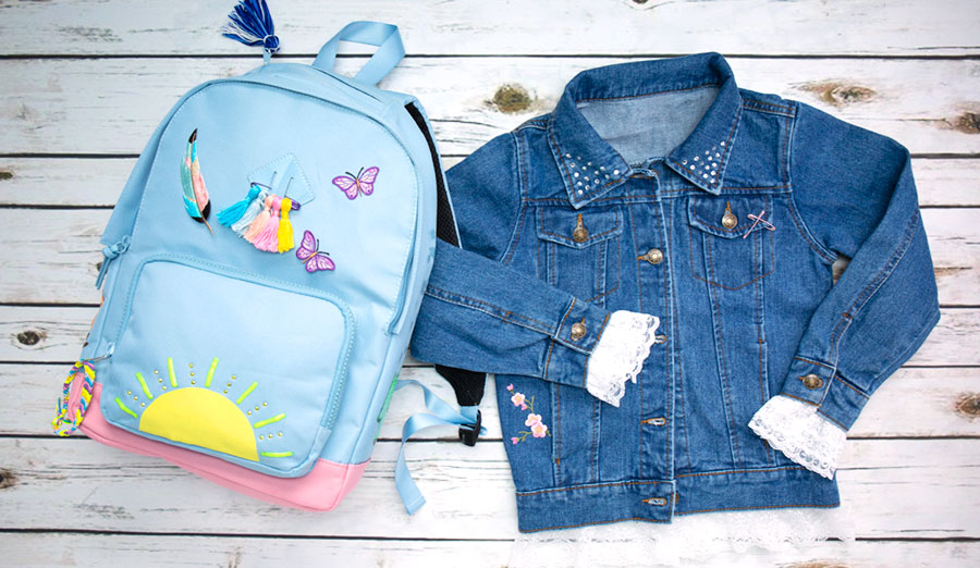 Customized Cool Diy Tips For Embellishing Backpacks Jean Jackets