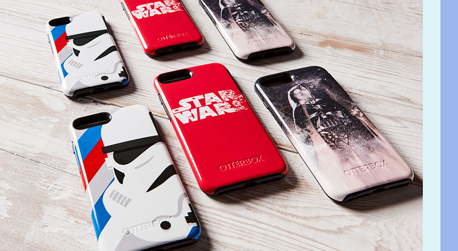 Space Case. Fit out your phone with fresh accessories for spring and beyond.