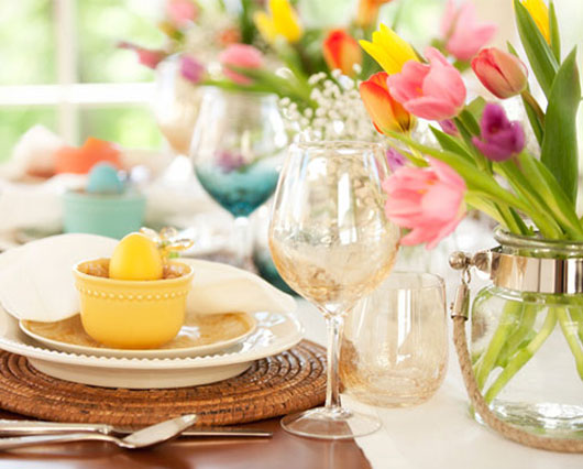 Easter Table Decor Ideas Walmart Com