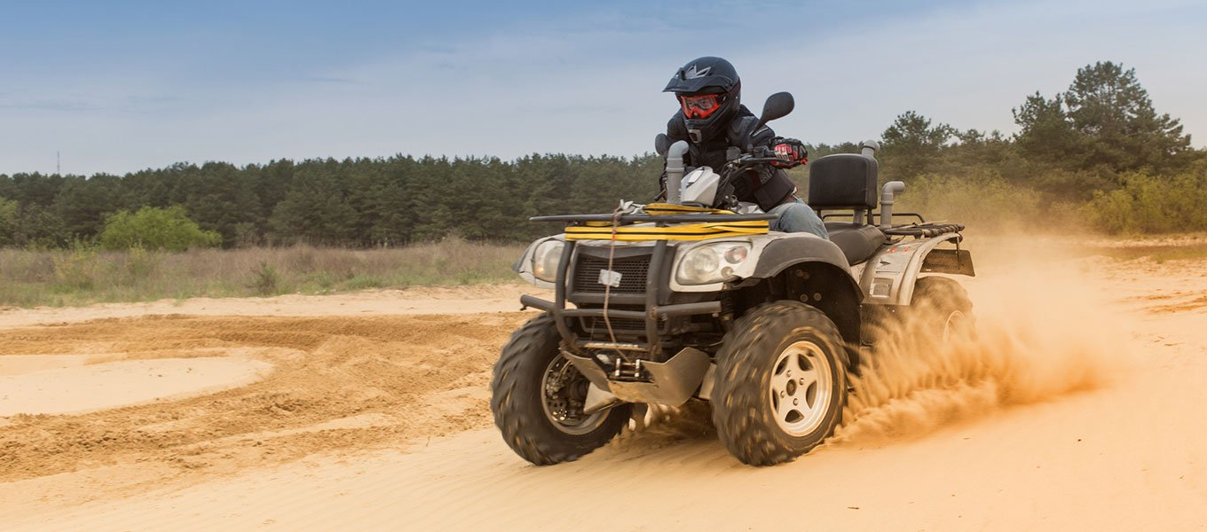 The Off-Roading Shop: Your one-stop shop for ATV parts, accessories, and gear.