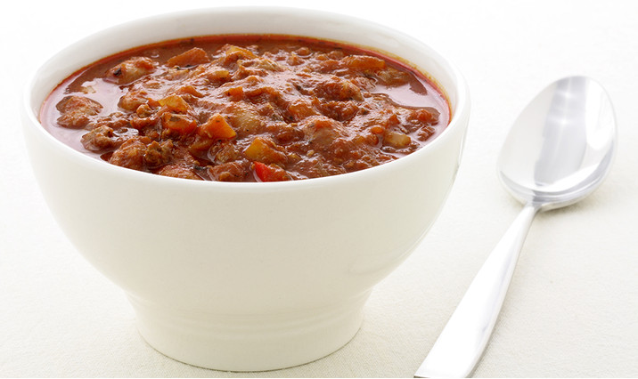 Crock Pot Chorizo n Beer Chili
