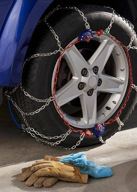 Shop snow tires and chains