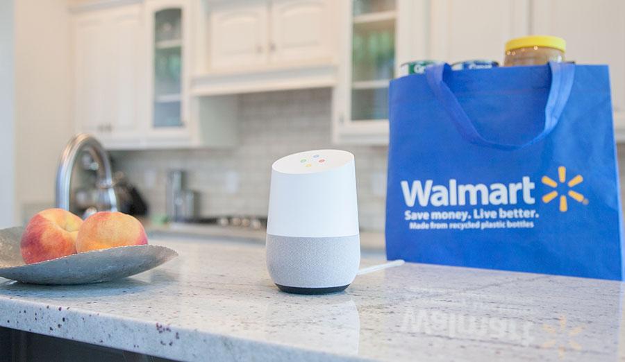 How to Shop Walmart.com With Google Home