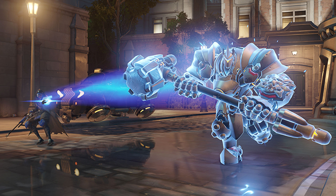 Overwatch Gets a Surprising Xbox One X Announcement