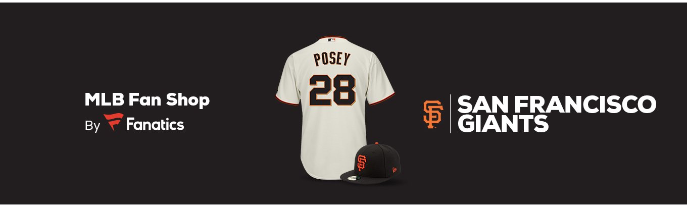 San Francisco Giants Team Shop - Walmart.com c3e807448
