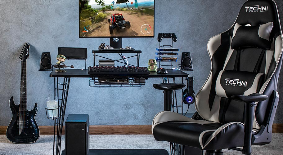 Game on. Set up your gaming space for some serious esports with the right accessories made just for you. Shop gaming desks, chairs and more.