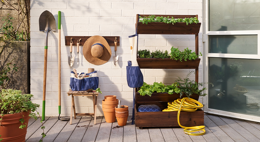 Gardening checklist. Stock up before you start. we have everything you need for your gardening tasks. With tool sets, gloves, kneelers and more to make it easy, you will be getting your hands dirty in no time.