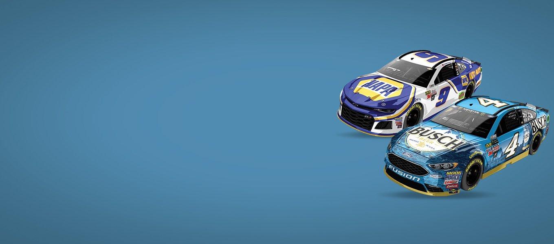 NASCAR Diecast Cars