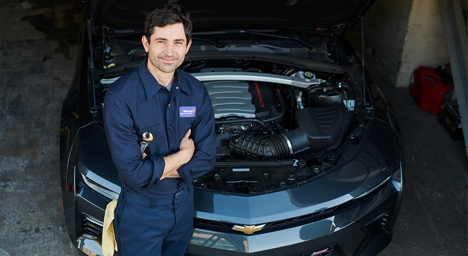 Walmart Car Service Center: Auto Services: Oil Changes, Tire Service, Car Batteries