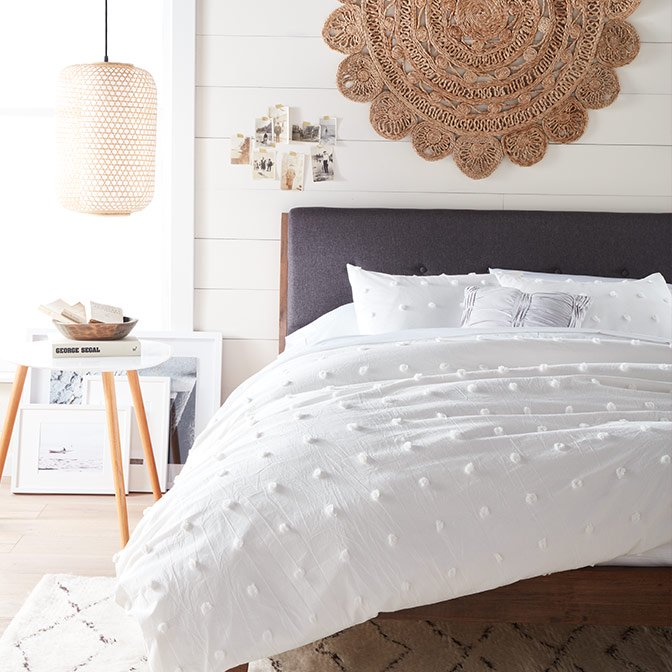 Make your bed beautiful with top picks.