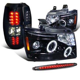 Headlight and Tail Light Assemblies