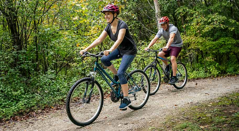 Trail-blazing savings. Set the wheels in motion for outdoor family adventure with Rollbacks on Roadmaster Granite Peak bikes. Score men's, women's & kids' mountain bikes for as low as $78 & get everyone geared up for fun.