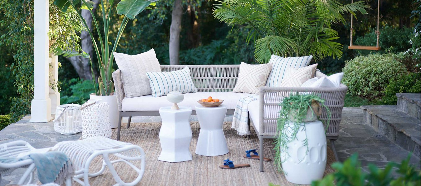 Welcome spring. Update the patio with fresh furniture ... ebfcac7929