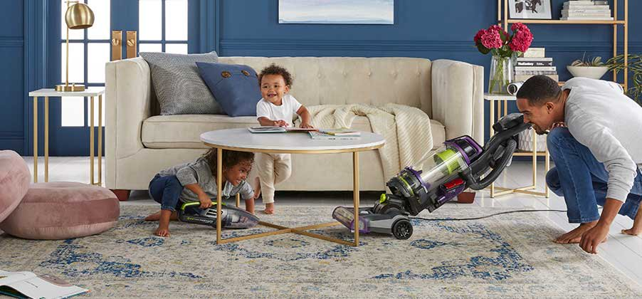 Floor plan. Simplify your cleanup strategy with floor care from Dyson, Shark and more.