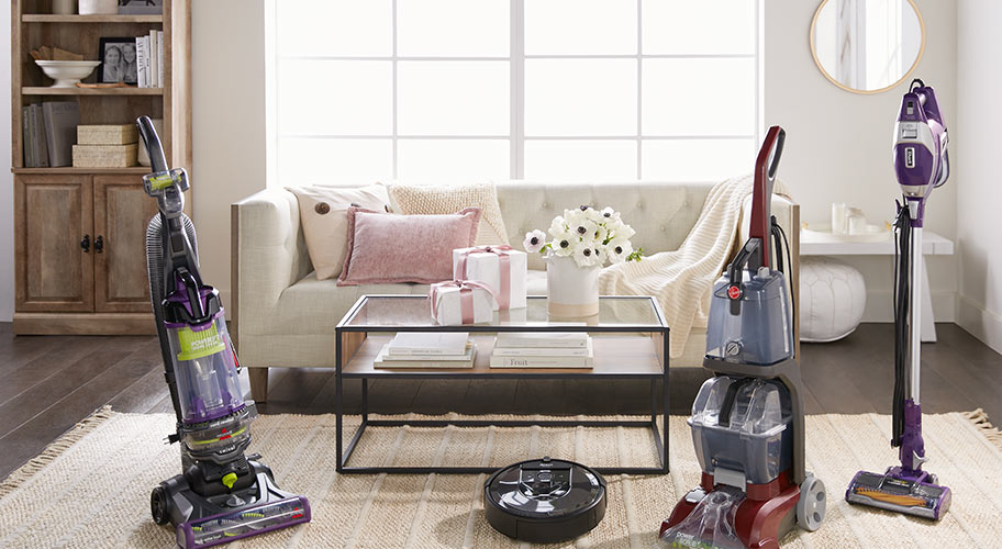 Get her the upgrade. Find a gift that makes life easier for the mom who balances everything. From high-efficiency washers to the latest high-tech vacuums, she'll feel super-powered to tackle any task.