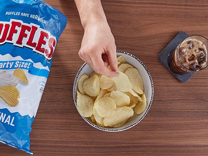 Get your snack on.