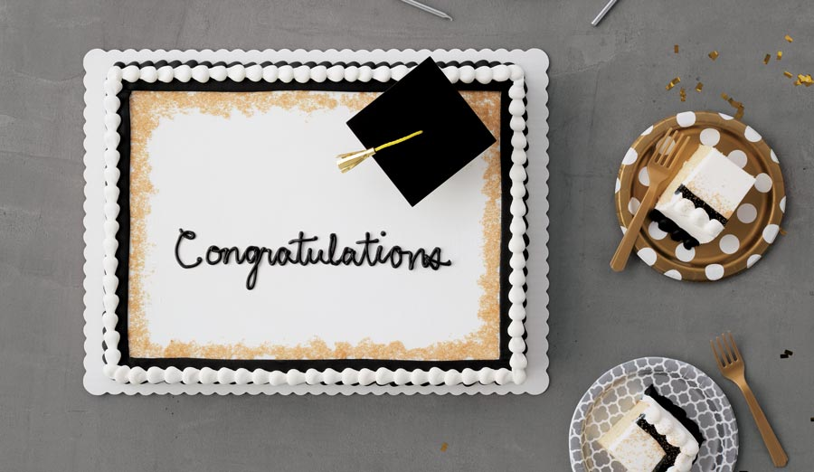 How To Choose The Perfect Graduation Cake Walmart Com